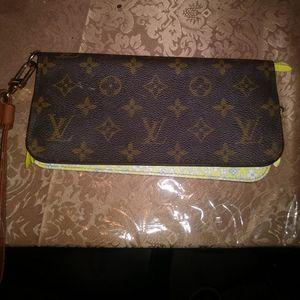 Louis Vuitton Sarah wallet limited edition